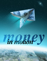 Money in Motion - Bankruptcy Edition Logo